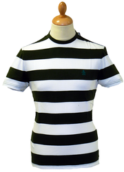 Impulsive Nature ORIGINAL PENGUIN Retro Stripe Tee