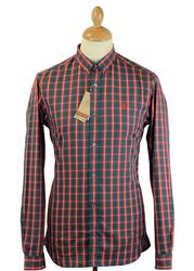 Watson ORIGINAL PENGUIN Check Button Down Shirt AD