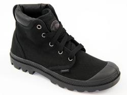 Pampa Hi Cuff PALLADIUM Womens Retro Canvas Boots