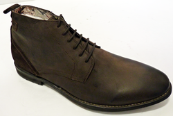Refangle PAOLO VANDINI Retro Indie Worker Boots