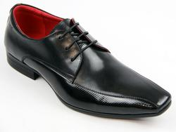 Waltham PAOLO VANDINI Retro Mod Chisel Toe Shoes