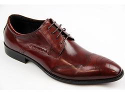 Orkney PAOLO VANDINI Retro Mod Wine Pindot Brogues