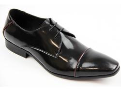 Waterloo PAOLO VANDINI Retro Mod Chisel Toe Shoes