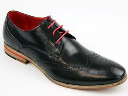 Orlando PAOLO VANDINI Mod Wingtip Point Brogues B