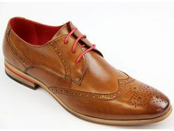 Orlando PAOLO VANDINI Mod Wingtip Point Brogues T