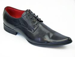 Veer Leather PAOLO VANDINI Mod Winklepicker Shoes