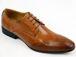 Wolvey PAOLO VANDINI Mod Pinline Wingtip Brogues