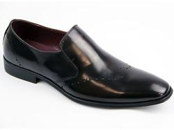 Woodberry PAOLO VANDINI 60s Mod Slip On Brogues B
