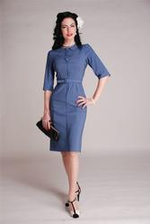 'Peggy' - Retro Fifties Vintage BETTIE PAGE Dress