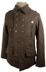 'Pentonville' - Retro Mod Military Coat by FLY53 B