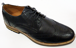 Turnmill PETER WERTH Retro Mod Heritage Brogues