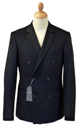 Norman PETER WERTH 60s Mod Double Breasted Blazer
