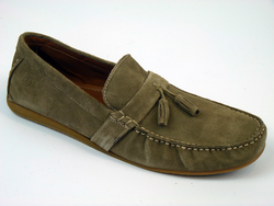 PETER WERTH RETRO MOD DRIVING SHOES LOAFERS 70S