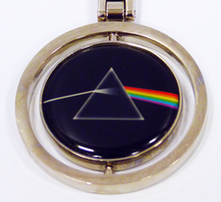 Pink Floyd Dark Side of The Moon Retro Key Ring