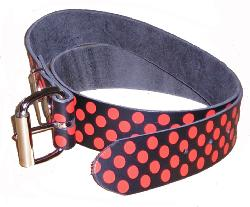 'Polka Dot Belt'