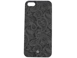 PRETTY GREEN 60s Mod Paisley iPhone 5 Case (BLACK)