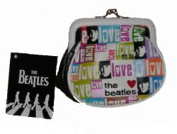 'Love Beatles Purse'