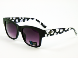 HaRa QUAY SUNGLASSES Retro Indie Smiley Sunglasses