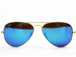 Ray-Ban Aviator Flash Lens Retro Sunglasses (B)