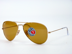 Ray-Ban Retro Mod Aviator Polarized Sunglasses GT