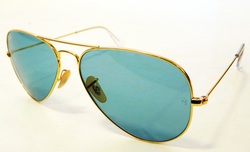 Ray-Ban Ltd Edition LEGENDS Aviator Sunglasses (B)