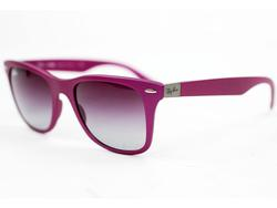 Ray-Ban Tech Coloured Liteforce Wayfarers (Violet)