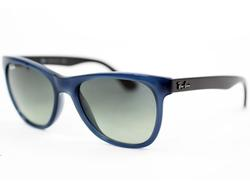 Ray-Ban Restructured Wayfarer Sunglasses Grey/Blue