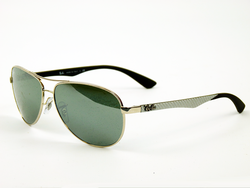 Ray-Ban Tech Carbon Fibre Retro Sunglasses (ML)
