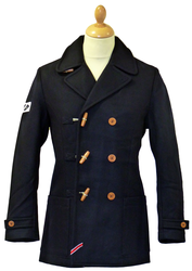 Classic Peacoat REALM & EMPIRE Retro Mod Jacket