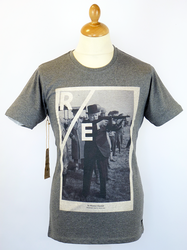 Tommy Gun REALM & EMPIRE Retro Churchill WWII Tee