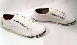 'Mod Plimsolls' -Retro Mod Trainers by NANNY STATE
