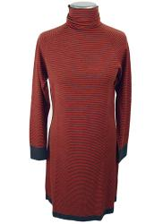 'Magpie' - Merino Wool Dress by JOHN SMEDLEY (R)