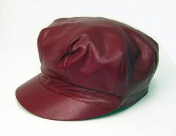 'Bobbie' - Ladies Retro Sixties Hat (Cherry)