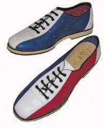 'Classic Bowling Shoes'
