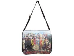 Sgt Peppers BEATLES Retro Satchel Shoulder Bag