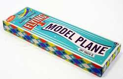 Ridleys Retro Vintage Fifties Flying Model Plane