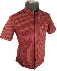 'Fraser Tartan Mens Baracuta Shirt' (Short Sleeve)
