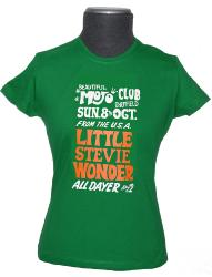 'Little Stevie Wonder' (Skinny Fit) Mojo