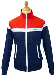 Reach SUPREMEBEING Retro 70s Indie Windbreaker