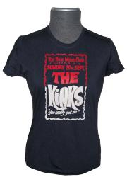 'The Kinks' (Skinny Fit) Mojo T-Shirt