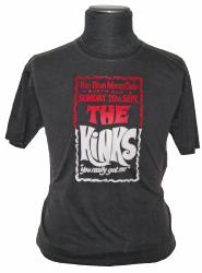 'The Kinks' Mojo T-Shirt