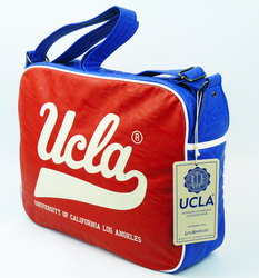 Woods UCLA Retro 70s Indie Airline Shoulder Bag F1