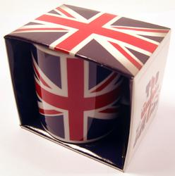 Union Jack - Retro Mod Union Jack Mug