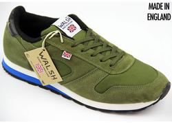 Seoul '88 NORMAN WALSH Made In England Trainers O