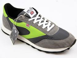 Lostock NORMAN WALSH Made In England Trainers GGL