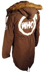 'THE WHO' - Mod Quadrophenia Fishtail Parka