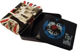 THE WHO Mod Target Portrait Retro Indie Wallet