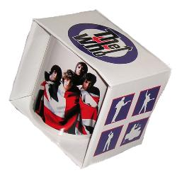 retro Mod rock Who keith moon indie cup mug 60s