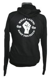 'Keep The Faith' - Mod Northern Soul Hoodie