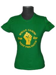 'Wigan Casino (Skinny Fit)' Northern Soul T-Shirt